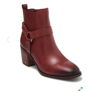 Sam Edelman Dalma Leather Harness Boot 6